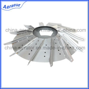 Fishery Machine Accessories Stainless Steel Impeller for Aerators