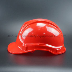 Safety Equipment Vented PE Shell Safety Helmet (SH501) pictures & photos