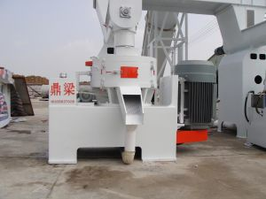 90kw High Output Wood Sawdust Pellet Making Machine