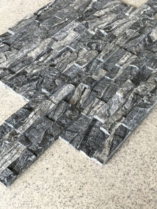 Natural Beige Marble Culture Stone Stacked Stone in China pictures & photos