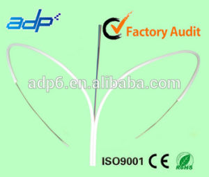 Flat Indoor 2c Single Mode G652D Fttp Fiber Optic Cable pictures & photos