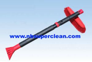 2-in-1 Telescopic Car Ice Scraper Snow Brush (CN2296) pictures & photos