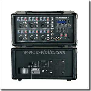 6 Channel Amplifier PA Mobile Power Professional Amplifier (APM-0615U) pictures & photos