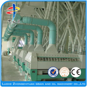 Full Automatic Rice Flour Milling Machine pictures & photos