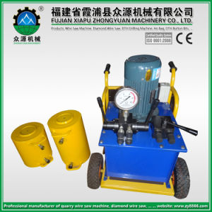 Hydraulic Jack Machine Yd-100