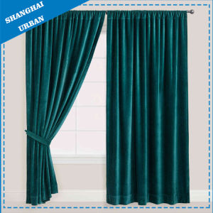 Home Textile Hook Pleuche Blinds Curtains pictures & photos