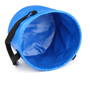 Outdoor Folding Water Bucket Hydration Bag Camping Hiking Washbasin Bucket