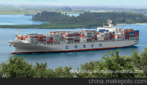 (Logistics) Freight Forwarder: LCL Ocean Shipping From China to Luxemburg.