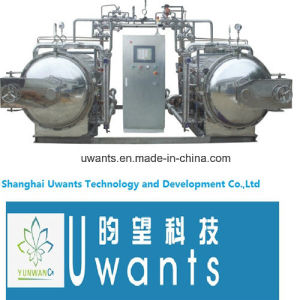 Food Sterilizing Autoclave for Food Process pictures & photos