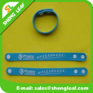 Funny Cartoon Promotional Rubber Bracelet pictures & photos