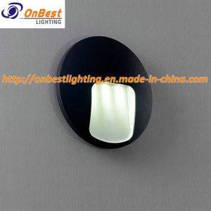 3W LED Outdoor Wall Light in Round Shape pictures & photos