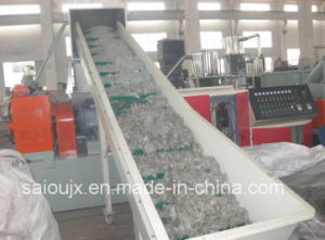 PP Woven Bags Pelletizing/ PP Granulat/ Recycled PP Pellects pictures & photos