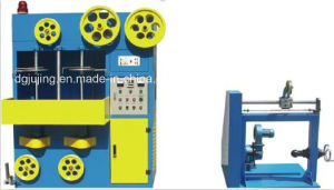 Numerical Control Vertical Double Layers Cable Taping Machine pictures & photos