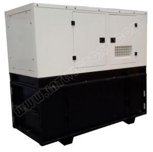 50kVA ISO/CE/Soncap/CIQ Certified Yangdong Super Silent Diesel Generator Set with Super Large Fuel Tank pictures & photos