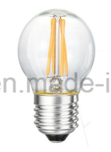 A60-4 (A19-4) LED Filament Light Bulb 4W 6W 8W for Energy Saving pictures & photos