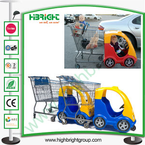 New Style Supermarket Kids Trolley pictures & photos