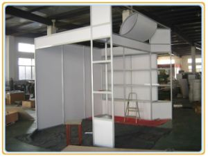 Shell Scheme Trade Show Exhibition Booth/Custom Made Fair Booth pictures & photos