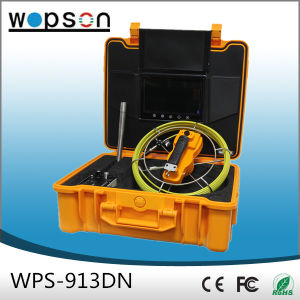 Wopson New Oil Used Pipe Sewer Drain Inspection Camera System pictures & photos