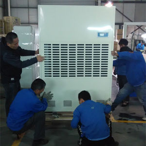 Metal Coating Industrial Dehumidifier 480L/D 20L/H pictures & photos