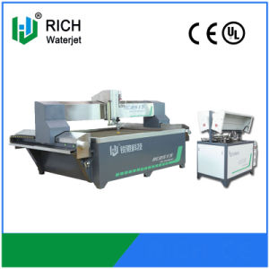 CNC Waterjet Cutting Machine for Granite with CE pictures & photos