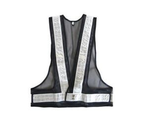 Reflective Vest with Crystral Tape (DFV1019) pictures & photos
