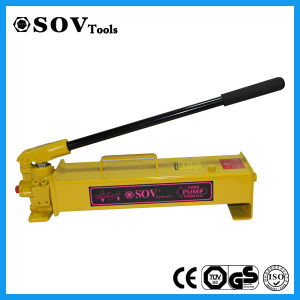 Double Acting Type Hydraulic Hand Pump P80 Model pictures & photos