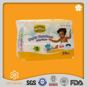 Mobee Brand Disposable OEM Baby Diaper in PP Type (F-Mobee) pictures & photos