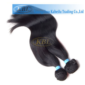 Brazilian Jet Black Human Hair Weave pictures & photos