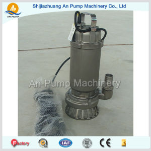 House Use 220V Low Power Submersible Hand Water Pump pictures & photos