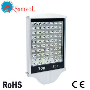 70W LED Street Light for Park Road with CE RoHS Certificate High Luminous Efficiency