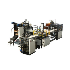 High Performance Automatic Cosmetic Box Maker (YX-6418)