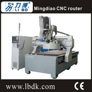 Lbm-2500z CNC Router with CNC Bit
