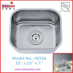 Stainless Steel Kitchen Sink, Bar Sink, Wash Sink (3833) pictures & photos
