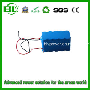 18650 Battery Pack Cylindrical Battery Pack for Medical Equipment pictures & photos