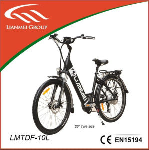 205W Rear Brushless Moter Electrical Bicycle pictures & photos