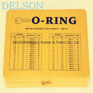 O Ring Box FKM/SBR/EPDM/Viton/NBR 30size 404PCS Sealing Rings pictures & photos