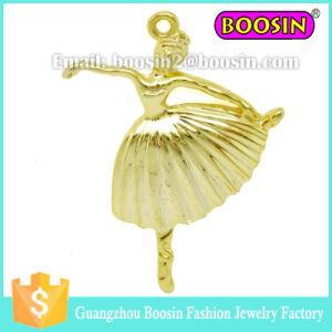 2016 Wholesale Cheap Fashion Charm Necklace Ballet Charm #16909 pictures & photos