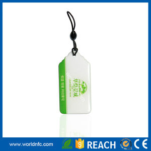 Promotional RFID Exopy Tag RFID Hard PVC Tag for Access Control pictures & photos