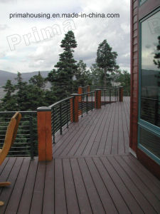 Side Mounted Stainless Steel Cable Rails / Wire Balustrade pictures & photos