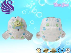 Popular Disposable Training Pants Style Baby Adult Diaper pictures & photos