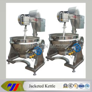 Electric Heating Planetary Mixing Jacketed Kettle pictures & photos