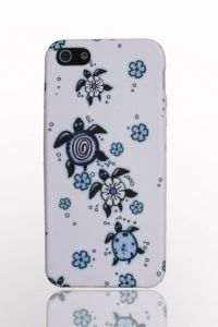 Coulorful Flower Design Mobile Phone Waterprinted TPU Case for Apple iPhone 5 pictures & photos