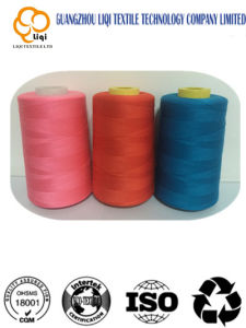 Dyed 100% Polyester Filament Sewing Thread for Embroidery Sewing Machine pictures & photos