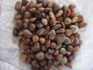 High Quality Mixed Decorative Pebble Stone Polished pictures & photos