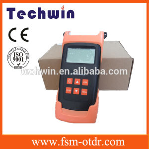 Portable Fiber Fault Locator Techwin 3304n Cable Tester pictures & photos