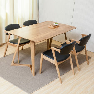 Wooden Design Modern Furniture Dining Room Table pictures & photos