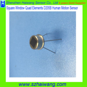 Quad PIR Infrared Human Motion Detector (D205B) pictures & photos