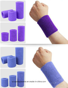 High Quality Unisex Sport Wristband pictures & photos