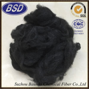 Anti-Static Highly-Elastic Polyester Staple Fiber PSF in Wholesale Price pictures & photos