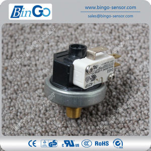 Steam Pressure Switch with Micro Honeywell pictures & photos